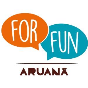 Logo Projeto For Fun Aruanã