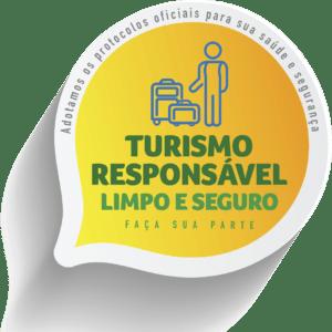 Selo Turismo Responsável | Aruanã Hotel e Acampamento