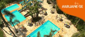 Vista aérea | Aruanã Hotel e Acampamento | Embu-Guaçu