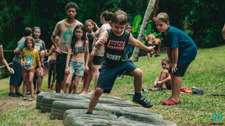 Circuito Aventura | Temporada de Férias Acampamento Aruanã