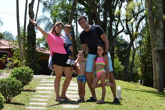 Família no Aru | Aruanã Hotel e Acampamento | Dia das Crianças