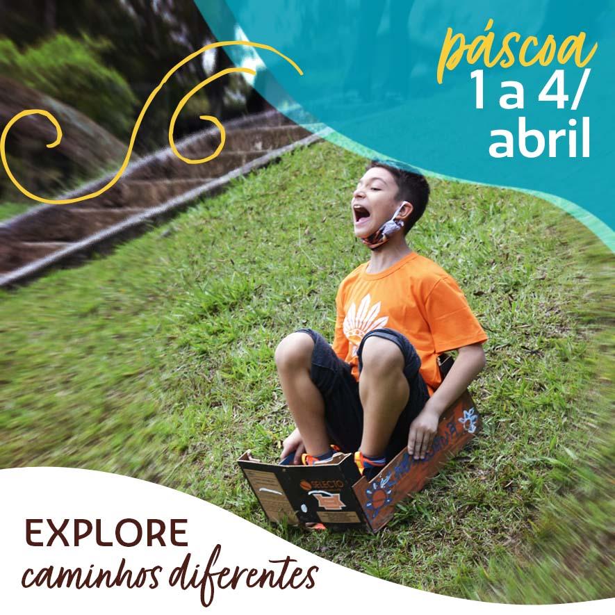 Páscoa 1 a 4 de abril 2021 | Aruanã Hotel e Acampamento